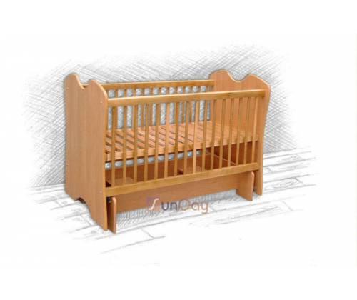 Кровать-колыбель Летро