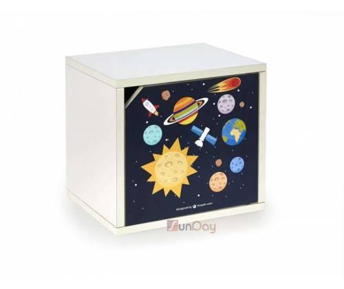Тумба детская AERO SPACE