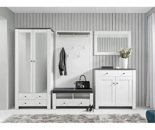 Несколько хитростей для выбора идеальной мебели в прихожую.