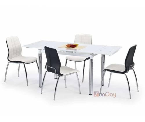 Стол обеденный L31 / Белый