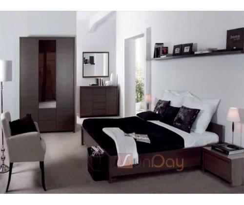 Спальня Каспиан венге