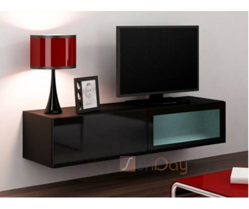 "Тумба под телевизор - Vigo Glass RTV 140 ""CAMA"""