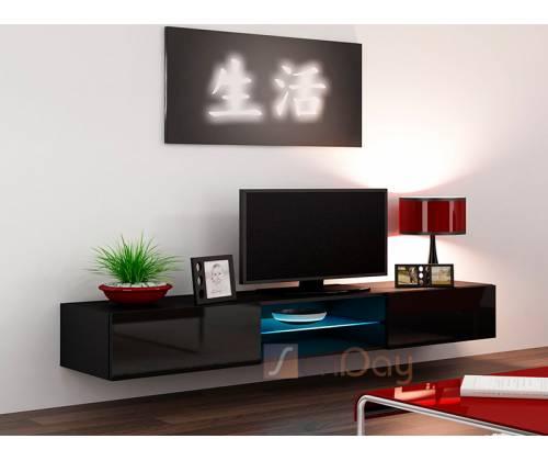 """Тумба под телевизор - Vigo Glass: 30/180/42 """"CAMA"""""""