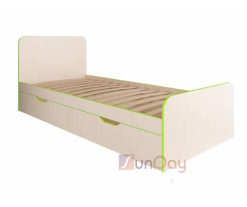 Кровать с ящиками Маттео Феникс