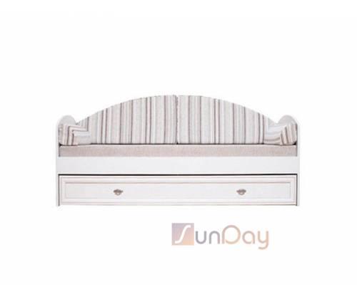 Кровать с ящиком Салерно LOZ/80 (авеню полосатый)
