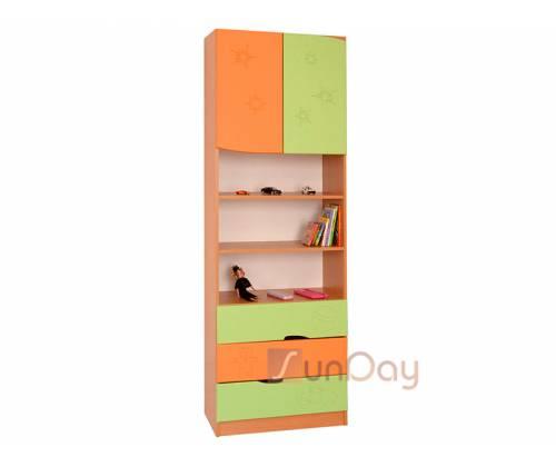 Шкаф книжный Винни