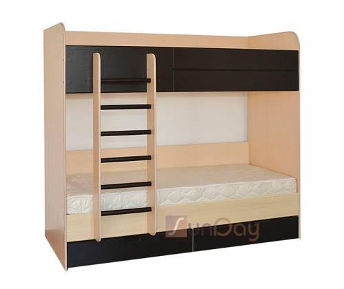 Двухярусная кровать Макс