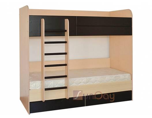 фото Двухъярусная кровать Макс Летро