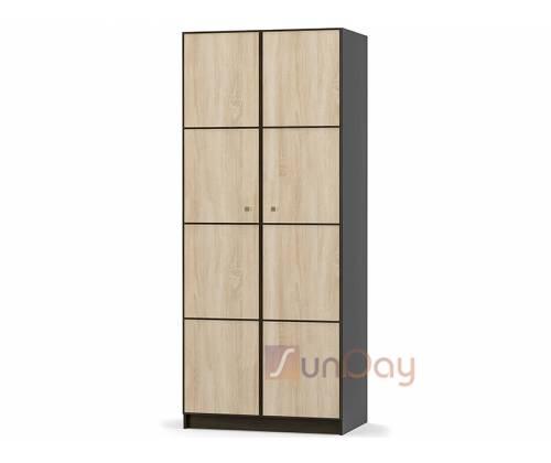 Шкаф 2Д Фантазия New Мебель Сервис