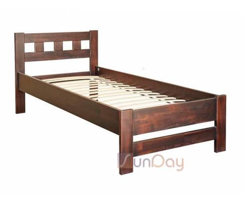 Кровать Верона 90/140/160 (сосна) Мебель Сервис