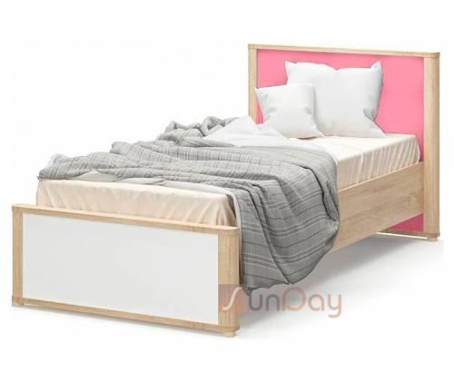 Кровать Лео 900 Мебель Сервис