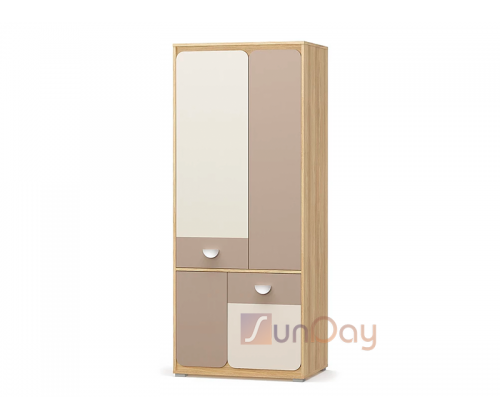 Шкаф 4Д  Лами