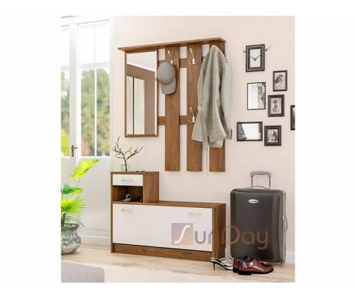 Прихожая Орион (без подушки) Мебель Сервис