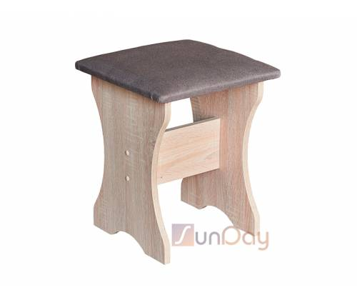 Табурет ДСП кухонного уголка (2 шт) Мебель Сервис