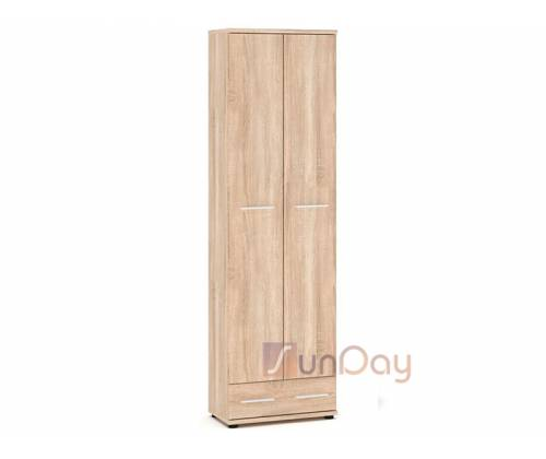 Шкаф Трио 2Д1Ш Мебель Сервис