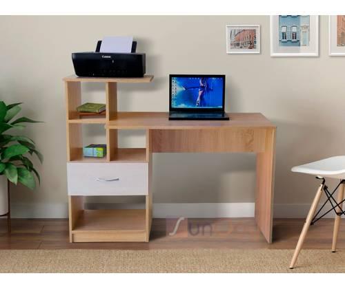 Компьютерный стол СК-20 Микс Мебель