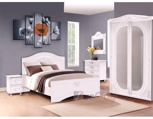 фото 4 Кровать Анжелика с газовыми подьемниками и металлическим каркасом 140/160/180