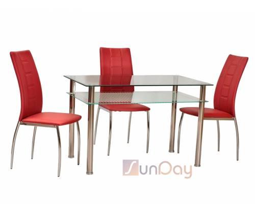 Стол обеденный Pixel 120х70