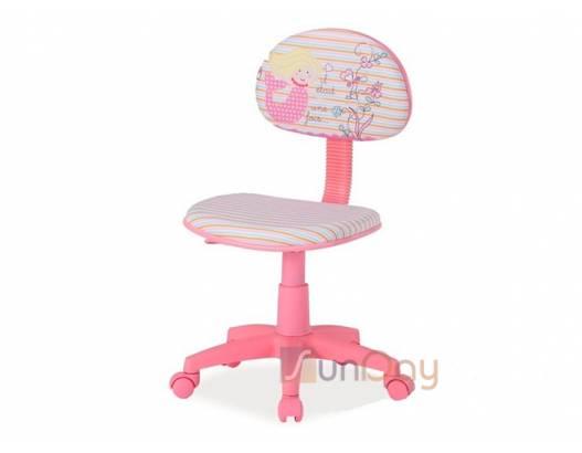 фото  Кресло вращающееся детское Hop 1