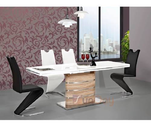 Стол обеденный Fano 160х90 (дуб сонома)