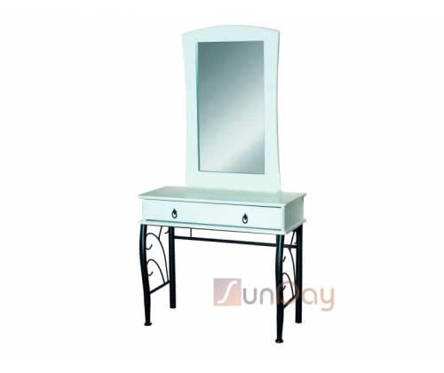 Туалетный столик 1102 (белый)