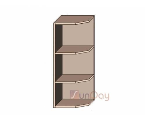 Верхний угловой шкаф ЗОВК3 Алина