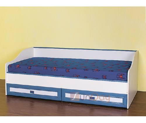 Кровать нижняя №1 детской Твинс