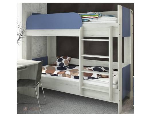 фото 2 Кровать двухъярусная детской Домино