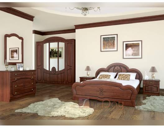 фото 3 Комод 100 спальни Каролина