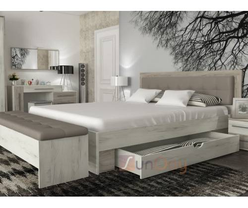 Кровать 160 Милана