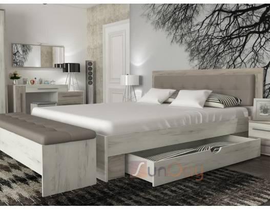 фото Кровать 160 Милана