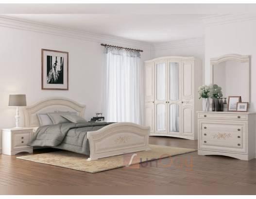 фото 4 Комод 140 спальни Венера Люкс