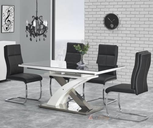 Стол обеденный SANDOR 2 / Черный