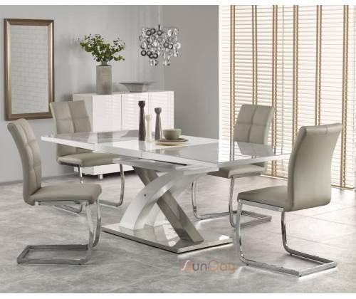 Стол обеденный SANDOR 2 / Серый