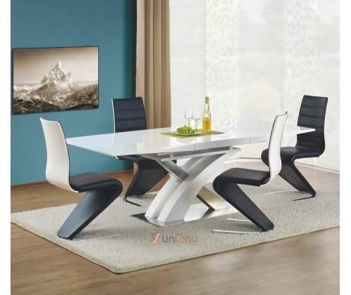 Стол обеденный SANDOR / Белый