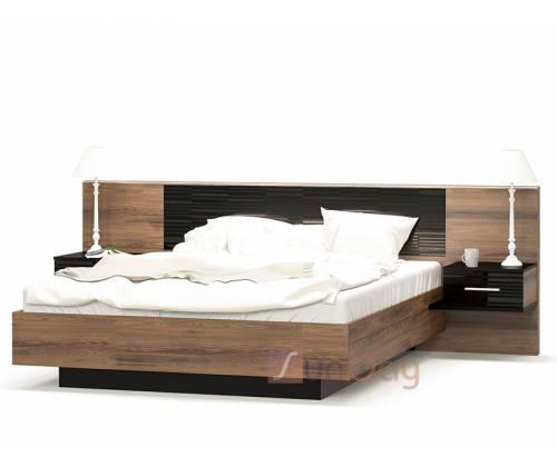 Кровать 160 Фиеста Мебель Сервис